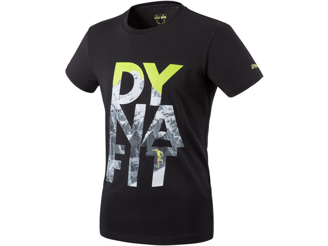 Dynafit Digital CO SS Tee Herren black out/run